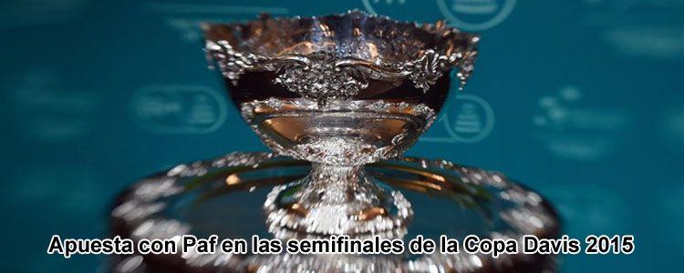 Apuesta con Paf en las semifinales de la Copa Davis 2015