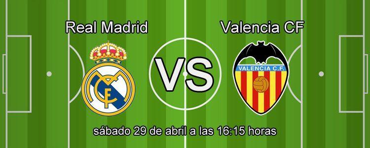 Apuesta sin riesgo en el partido Real Madrid - Valencia