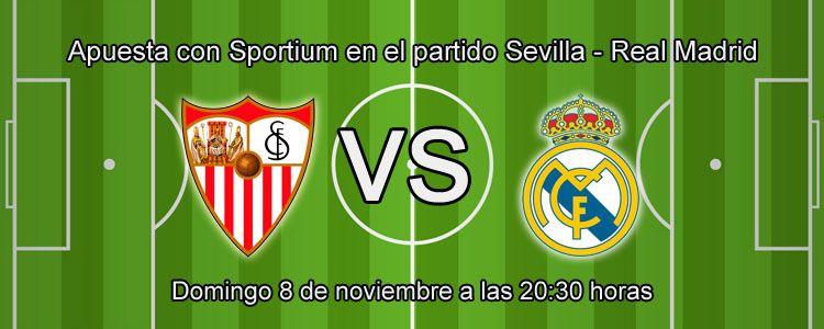 Sevilla - Real Madrid: Si empatan... ¡Devolución!