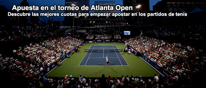 Apuesta en el torneo de Atlanta Open