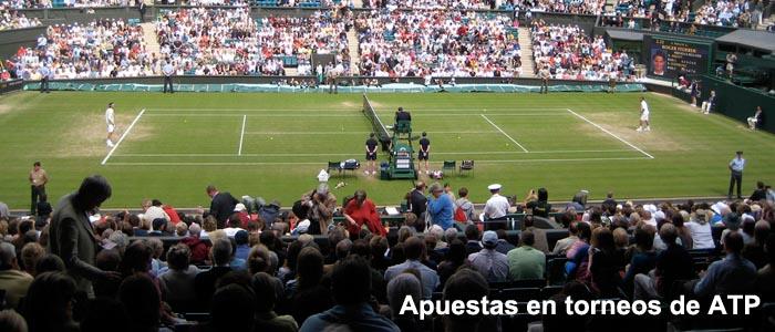 Apuestas en torneos de ATP