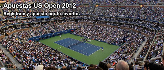 Apuestas US Open 2012