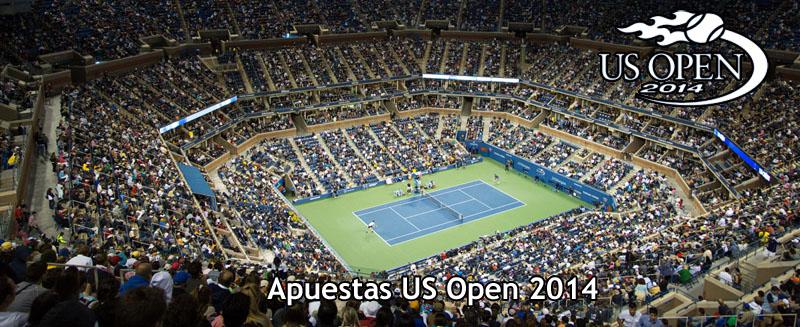 Apuestas US Open 2014