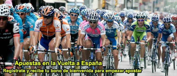 Apuestas en la Vuelta a España