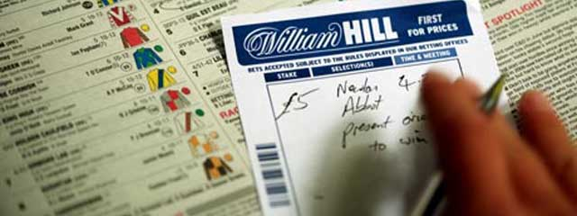 Apostar en William Hill