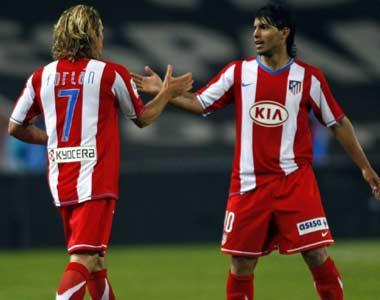 Atlético: Campaña social para captar apostantes