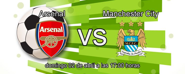 Previa del partido Arsenal - Manchester City