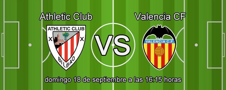 Betstars ofrece varios mercados para el partido Athletic Club - Valencia