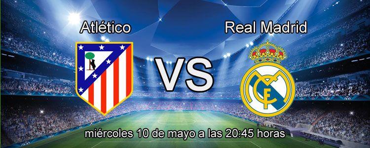 Apuesta sin riesgo en el partido Atlético de Madrid - Real Madrid