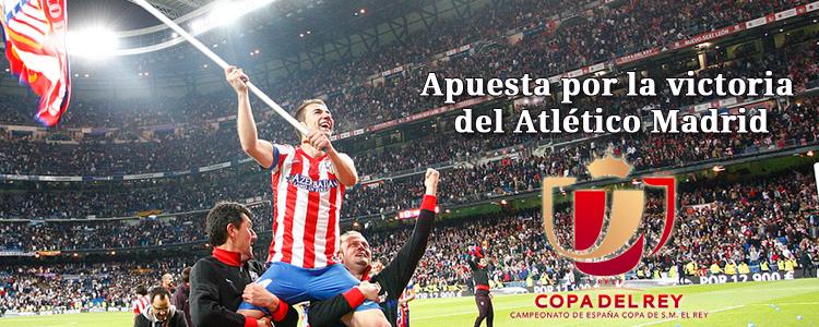 Apuesta por la victoria del Atlético ante el Rayo Vallecano