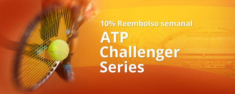 Nueva promoción ATP Challenger Series de Luckia