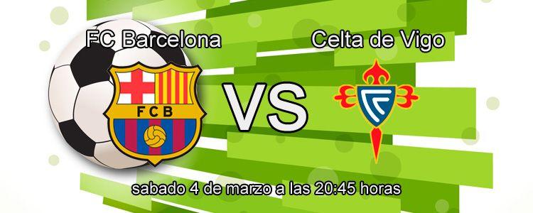 Previa del partido Barcelona - Celta de Vigo