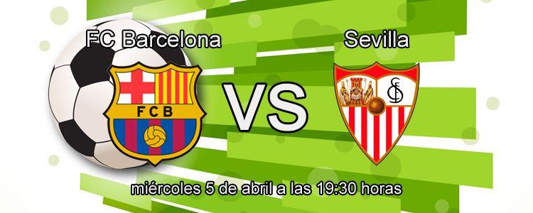 Apuesta con Bet365 en el partido Barcelona - Sevilla