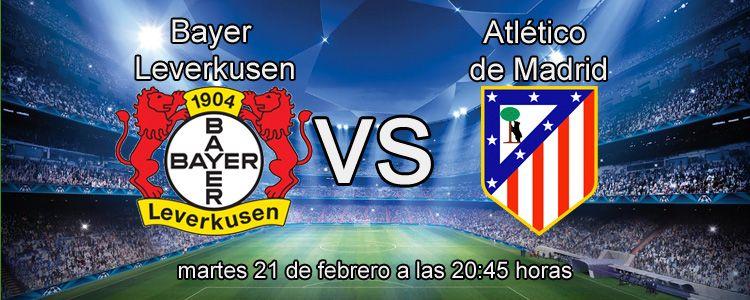 Previa del partido Bayer - Atlético