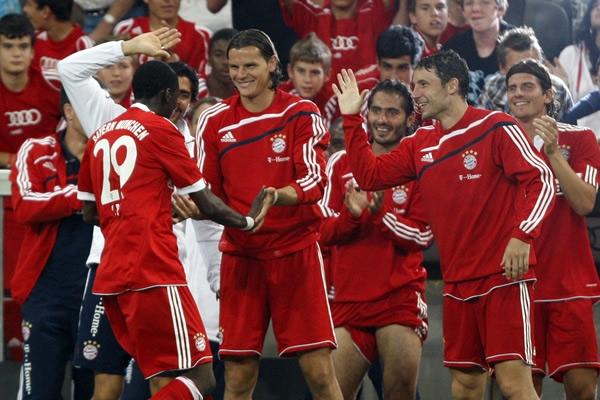 Apuestas Futbol Aleman: Bayern Munich y Van Gaal van por el puntero