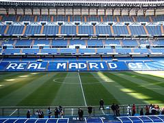 Santiago Bernabéu: Apuestas en directo desde el palco