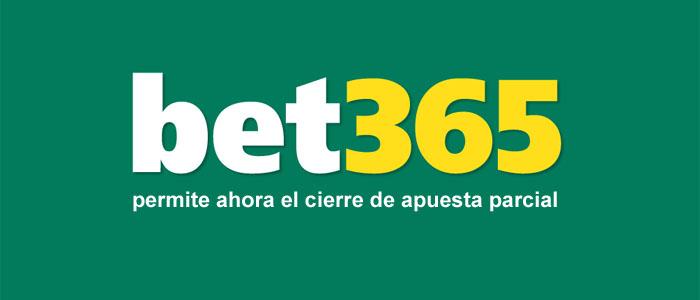 Bet365 permite ahora el cierre de apuesta parcial
