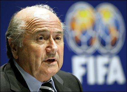 Apuestas Sudafrica 2010: Los sueños no se indemnizan señor Blatter