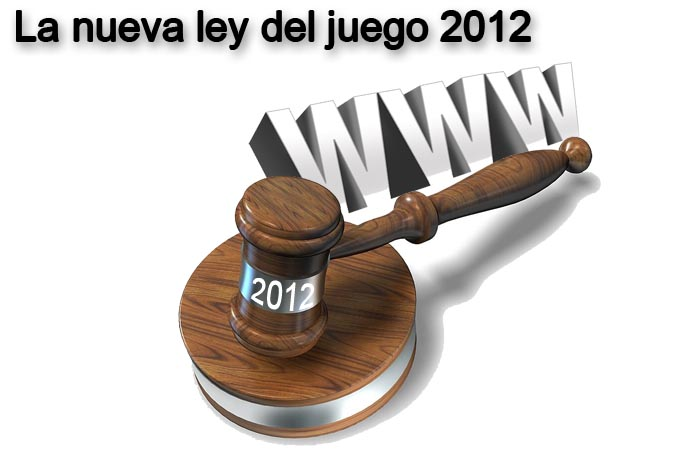 La nueva ley del juego 2012
