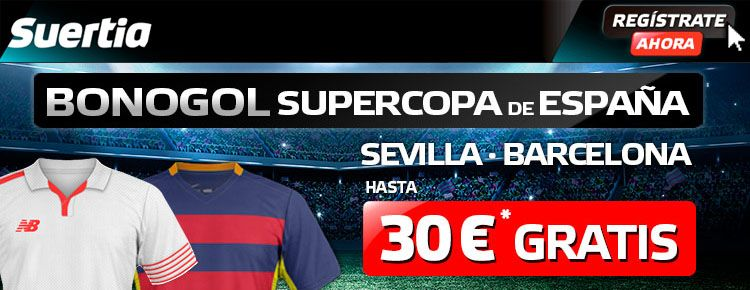 Bonogol Supercopa de España