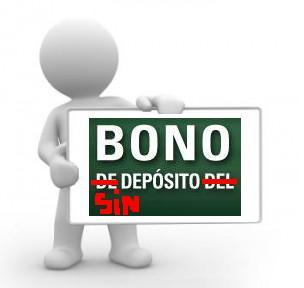 Bonos sin depósitos de las casas de apuestas