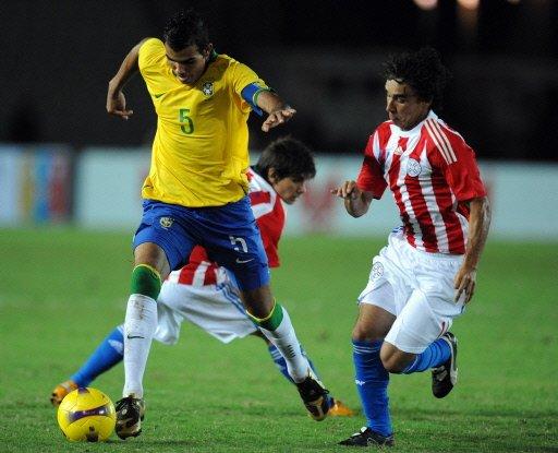 Sudáfrica 2010: Brasil y su costumbre de ser primero