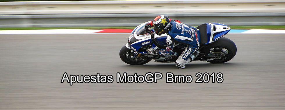 Apuestas MotoGP Brno 2018