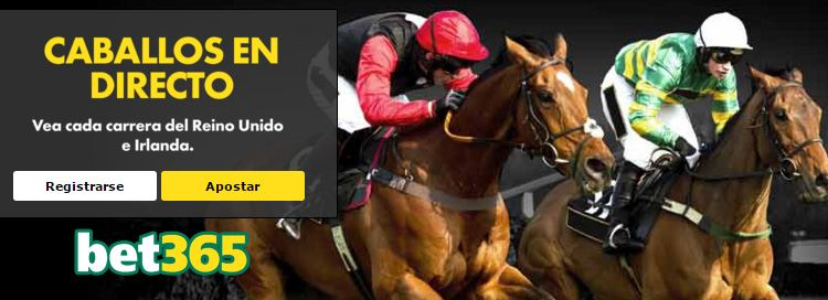 Sigue en directo cada carrera de caballos del Reino Unido e Irlanda