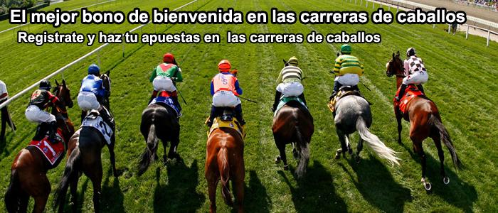Descubre el mejor bono de bienvenida para apostar en las carreras de caballos