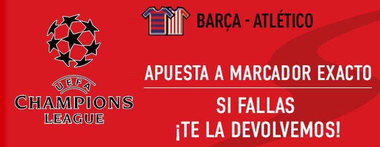 Barcelona se enfrenta contra el Atlético en Champions League