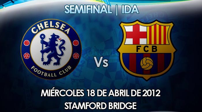 Apuesta en la semifinal de Champions: FC Barcelona - Chelsea