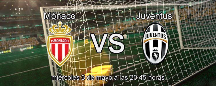 Apuesta con Bet365 en el partido Mónaco - Juventus