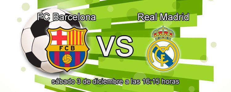 Apuesta con Sportium en el partido Barcelona - Real Madrid