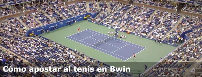 Cómo apostar al tenis en Bwin
