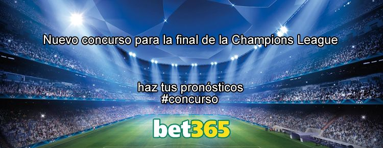 Nuevo concurso para la final de la Champions League