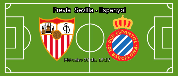 Consejos para apostar en el partido Sevilla - Espanyol