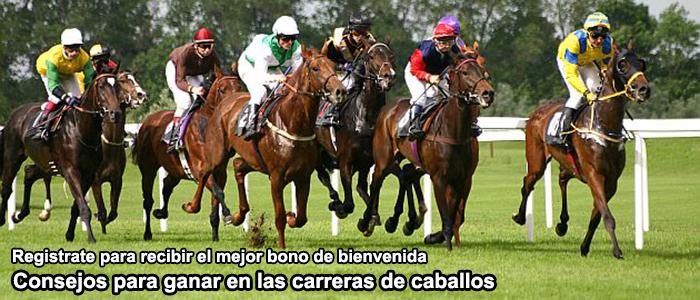 Consejos para ganar en las carreras de caballos