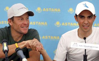 Apuestas Tour de Francia: Contador contra todos