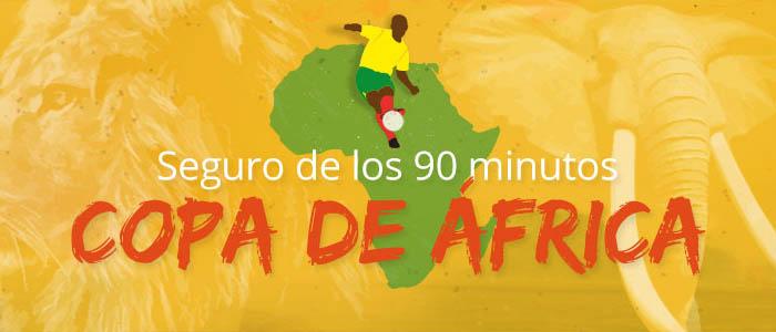 Luckia ofrece una nueva promoción en la Copa África 2015