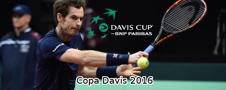 Empieza la Copa Davis 2016