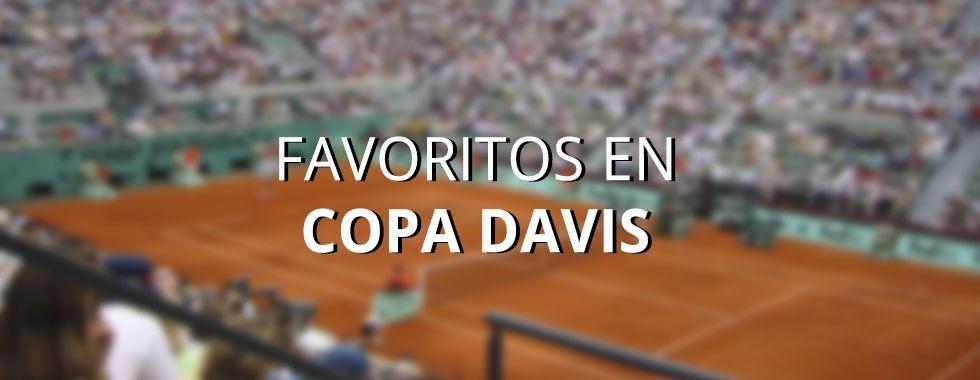Apuestas Copa Davis
