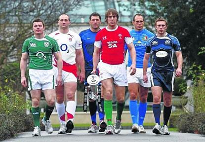 Apuestas Rugby: arranca el torneo VI naciones