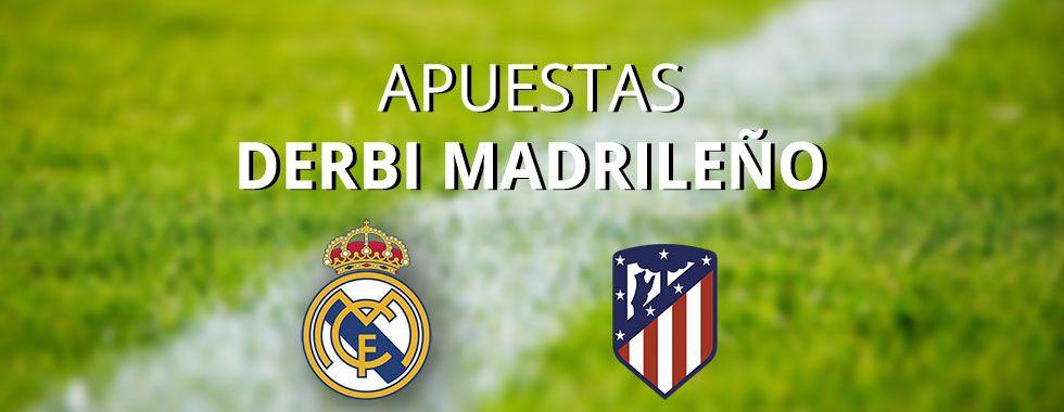 Atlético de Madrid - Real Madrid. Apuestas al derbi madrileño