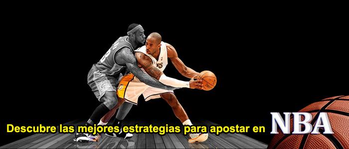 Descubre las mejores estrategias para apostar en NBA