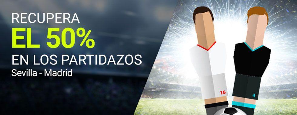 Nueva promoción para el partido Sevilla - Real Madrid