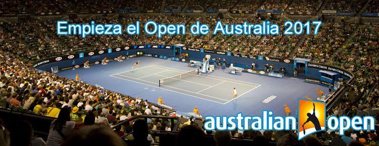 Empieza el Open de Australia 2017