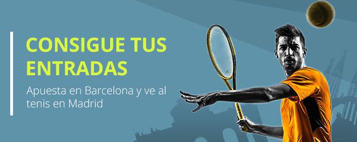Consigue con Luckia tus entradas para ver el Masters de Madrid