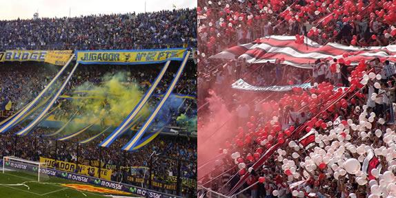 Apuestas Fútbol Argentino: River y Boca acordes a su actualidad