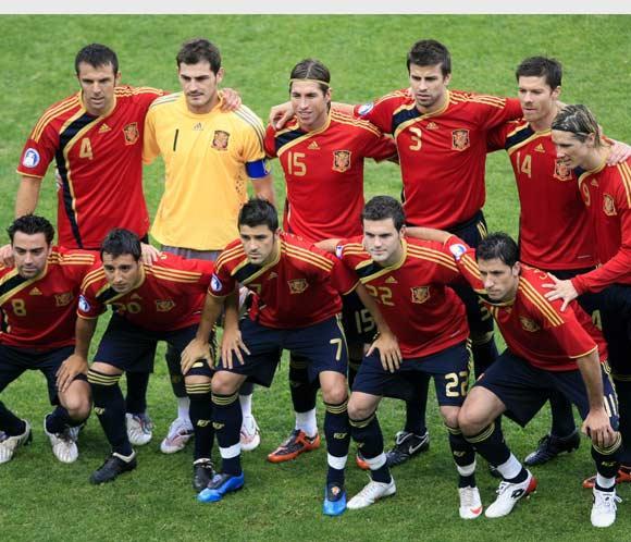 Copa Confereraciones: España gana a Irak
