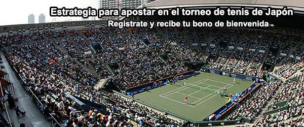 Estrategias para apostar en el torneo de tenis de Japón